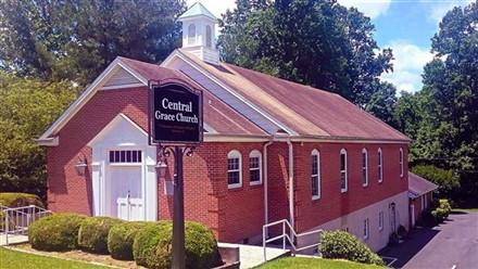 Central Grace Church - Home